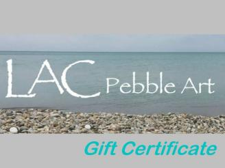 Gift Certificate for a beautifully wrapped fresh floral bouquet.