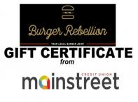 Two $20  Ups & Downs Gift certificate